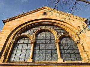 Kirchenfenster dueseldorf