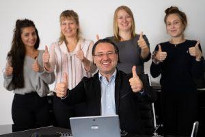Rechtsanwalt Imanuel Schulz und sein Team